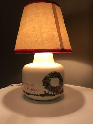 Christmas decoration lamp for Sale in Greenville, SC