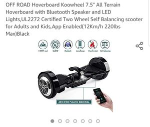 Hoverboard for Sale in Sun City Center, FL