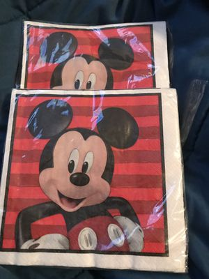 Mickey Mouse theme decoration for Sale in HILLTOP MALL, CA