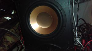 12 inch house speaker name brand Klipsch for Sale in Lakewood, CO