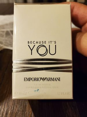 Because Its You Emporio Armani for Sale in Ontario, CA