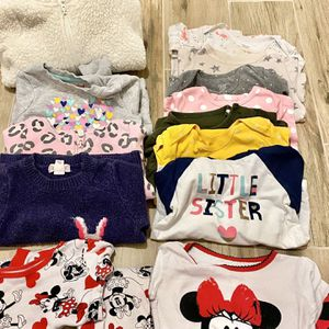 Bundle Of 18 Month Girl Winter Clothes Top for Sale in Henderson, NV