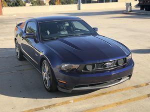 2012 Ford Mustang GT Premium for Sale in Fullerton, CA
