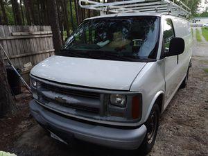 2000 Chevrolet Express 5.0 - 2500 work van for Sale in Warrenton, NC