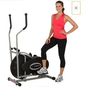 Exerpeutic elliptical machine for Sale in Voorhees Township, NJ