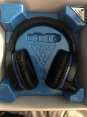 Turtle beach PS4 gaming headset for Sale in Palm Harbor, FL