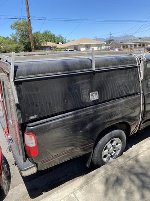 Camper shell utility for midsize pick up truck toyota, ford, chevy for Sale in Los Angeles, CA