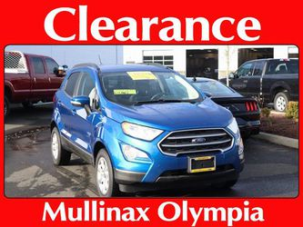 2020 Ford Ecosport for Sale in Olympia,  WA