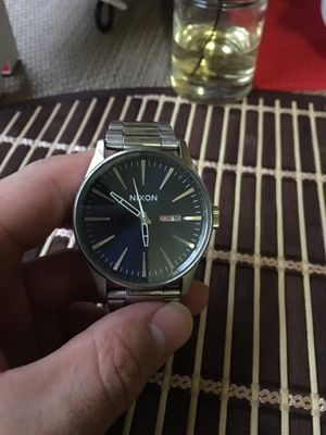 Sentry SS 38 Nixon watch for Sale in Los Angeles, CA