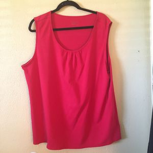 Cotton tank 3x Coldwate Creek Plus size for Sale in Redlands, CA