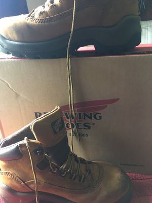 Red Wings boots for Sale in Bartow, FL