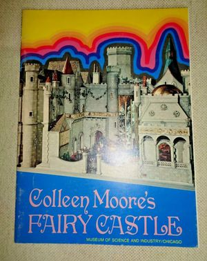 Colleen Moore's Fairy Castle Museum Of Science & Industry Chicago Rainbow Chapel for Sale in Rolling Meadows, IL