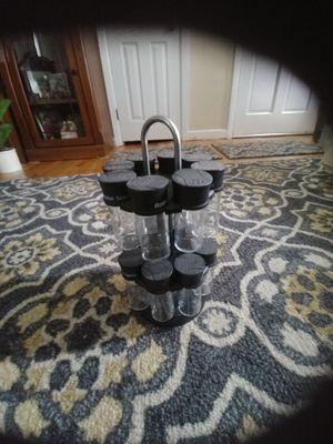 16 jar spice carousel for Sale in Norfolk, VA