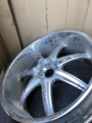 rims used for car for Sale in Santa Maria, CA