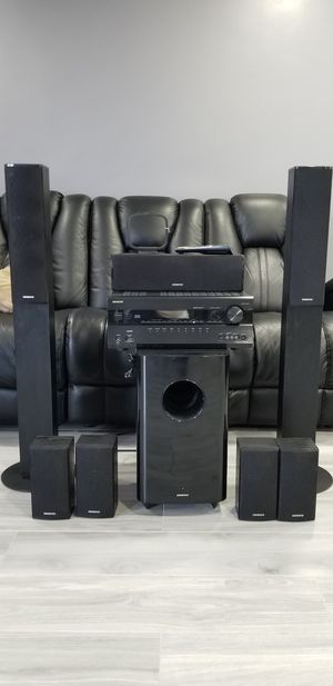 Onkyo surround sound for Sale in Brooklyn, NY