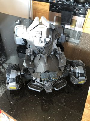 Justice League Ultimate Batmobile RC for Sale in Chicago, IL