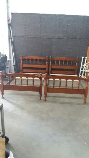 Matching twin beds for Sale in Virginia Beach, VA