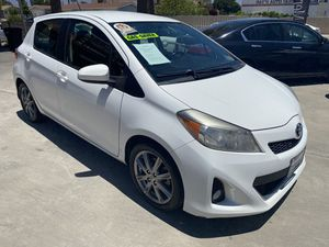 2013 Toyota Yaris we will help you today!! for Sale in Colton, CA