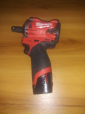 Milwwakee. 3/8 cordless impact wrench for Sale in San Jose, CA