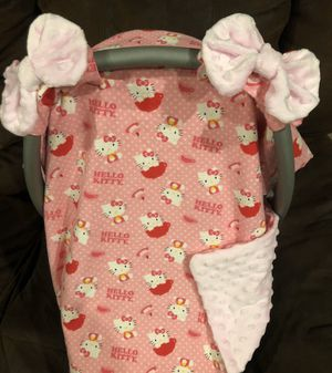 Hello Kitty Car seat canopy for Sale in Glendora, CA