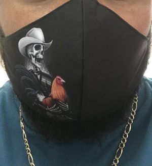 Rooster unisex face mask for Sale in Houston, TX