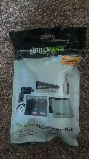 Digital Camera Deluxe Starter kit for Sale in Dearborn Heights, MI
