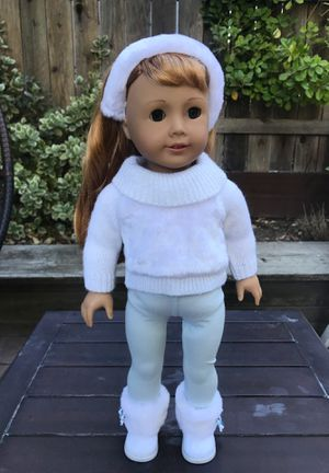 "American Girl Truly Me Enchanting Winter Outfit for 18"" Dolls (Doll Not Included) for Sale in Fair Oaks, CA"