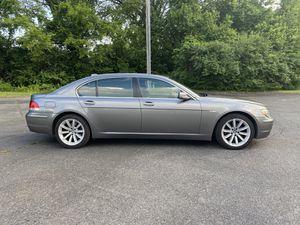 08 BMW 750Li fully loaded 134k mi for Sale in Nashville, TN