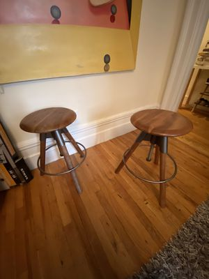 CB2 stools for Sale in New York, NY