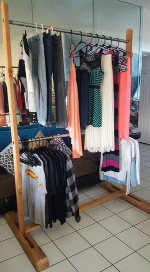 Closet rack, organizer, storage for Sale in Hesperia, CA
