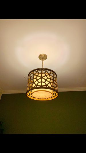 Antique Chandelier Light Fixture for Sale in Arlington, VA