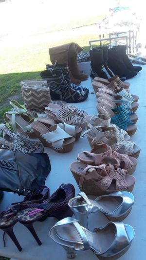 Big sale lots of hoodies Adidas hollister Abercrombie shoes boots for Sale in Corona, CA