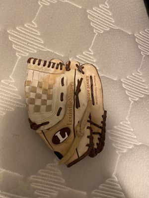 Baseball glove brand Louisville slugger youth size for Sale in Riverside, CA
