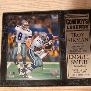 Dallas Cowboys Wall Plaque for Sale in Clovis, CA