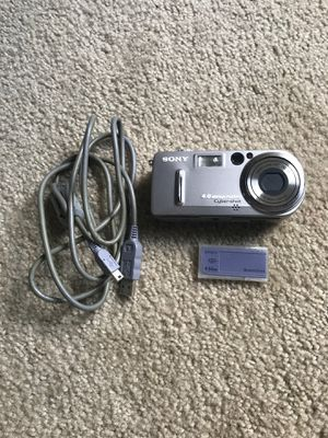 Sony Cyber Shot camera for Sale in Olney, MD