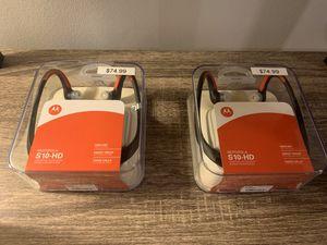 Motorola S10-HD Universal Bluetooth Stereo Headphones for Sale in Marietta, GA