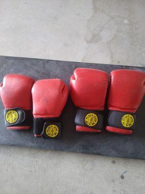 Boxing gloves for Sale in Adelanto, CA