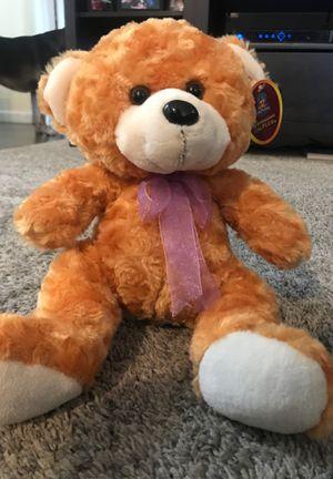 Genuine Calpush teddy bear for Sale in Fontana, CA