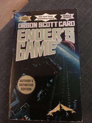 Ender's Game Paperback Novel by Orson Scott Card for Sale in Lakewood, CO