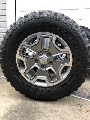 Jeep Wrangler Wheels and Tires for Sale in Rockville Centre, NY