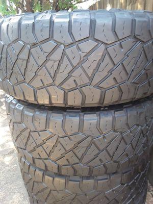 sedt of 4 35125020 Nito rringregr Granper con un 80 de tred buenísimas condiciones for Sale in Arlington, TX