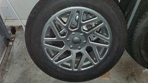 """20"""" Wheels Rims Chevy GMC 6 lug Black Rhino for Sale in San Antonio, TX"""