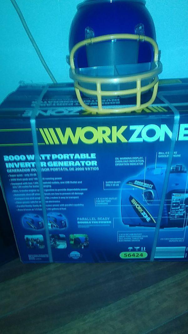Work zone. 2000