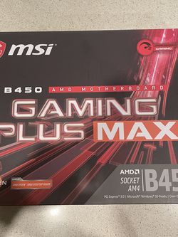 B450 Amd Motherboard for Sale in Aubrey,  TX