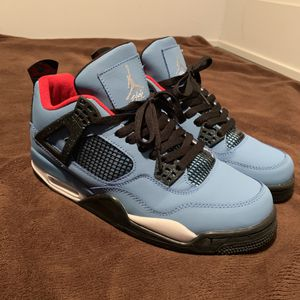 Travis Scott Jordan 4 (Size 9) for Sale in St. Louis, MO