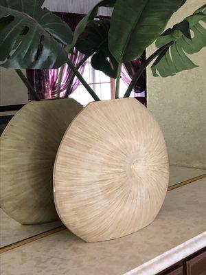 Ceramic Vase Shell design for Sale in San Ramon, CA