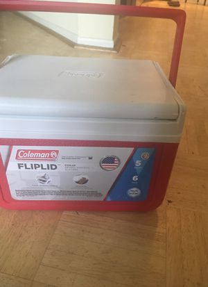 Coleman 5 quart cooler for Sale in Los Angeles, CA