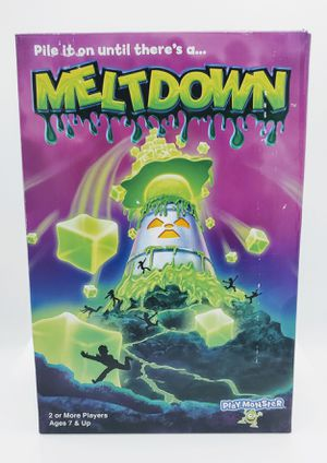Play Monster Meltdown Kid's Game for Sale in Bridgeport, CT