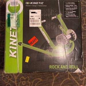 Kinetic Rock And Roll Bike Trainer for Sale in Boston, MA