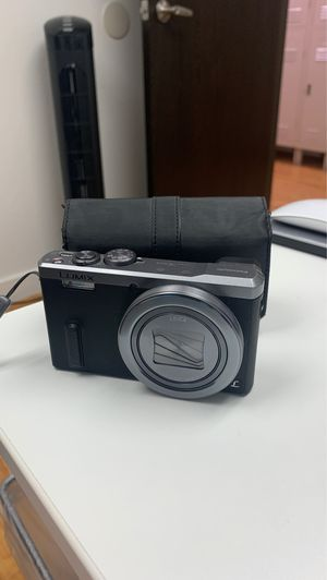 Panasonic Lumix Camera DMC-ZS40 for Sale in Claremont, CA